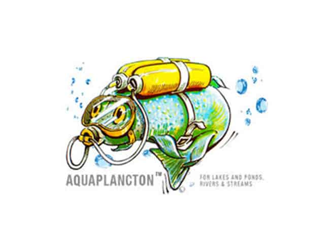 Aquaplancton pond treatment