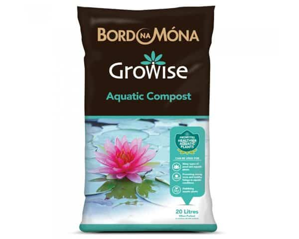 Aquatic soil – 20 litre