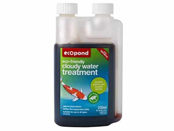 Ecopond Cloudy Water Treatment