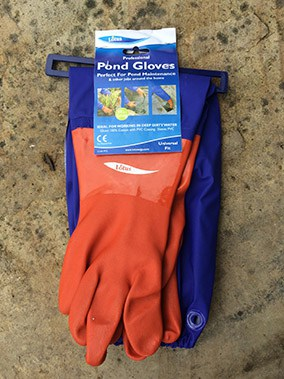 Oasis Professional Pond Gloves 1