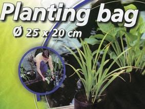 Medium round planting bag