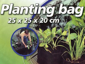 Medium square planting bag (12.5)
