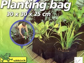 Large square planting bag (22.5)