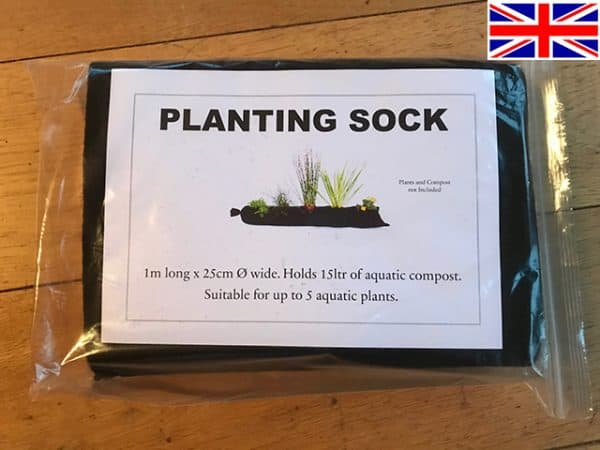 Pond planting sock -Large