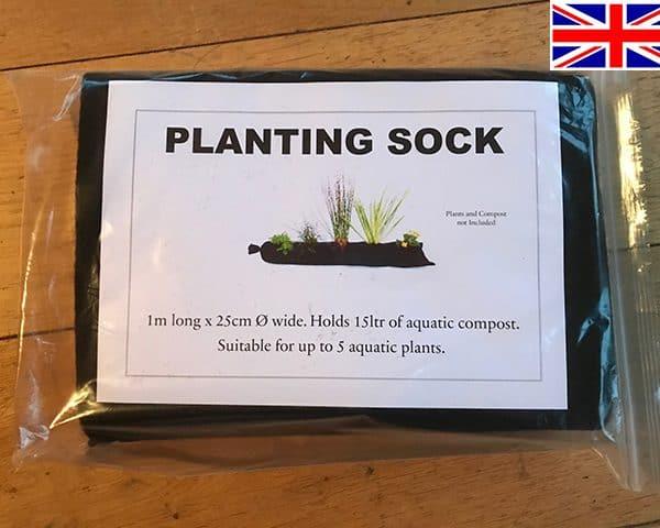 Pond planting sock -Large